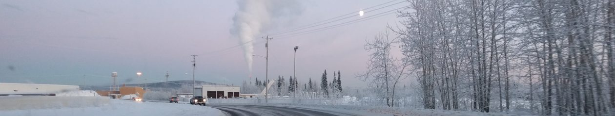 ALaskan Pollution And Chemical Analysis