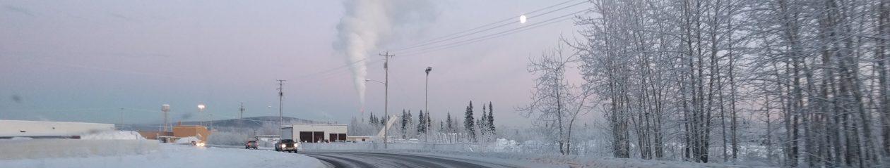 ALaskan Pollution And Chemical Analysis